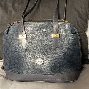 Dooney and Bourke zipper tote